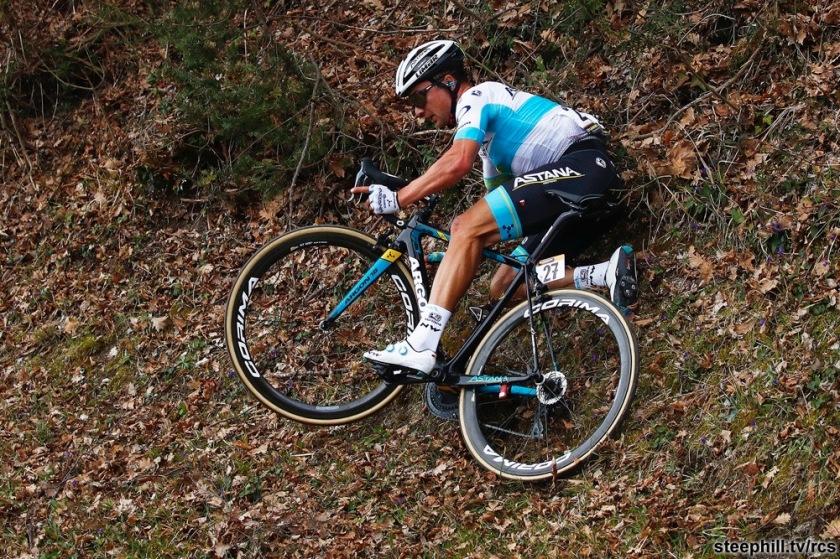 Tirreno-Adriatico 2019 - edizione 54 - da Foligno a Fossombrone (221 km)
